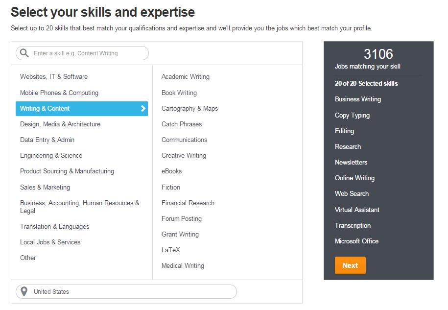 Best Freelance Sites Work Home Jobs