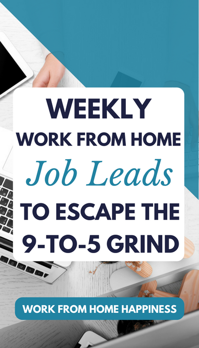 Who's hiring? Stop by the job board to find out. Remote, freelance and extra money gigs listed on the Work from Home Happiness Job Board. Your out-of-the-cubicle career starts here.