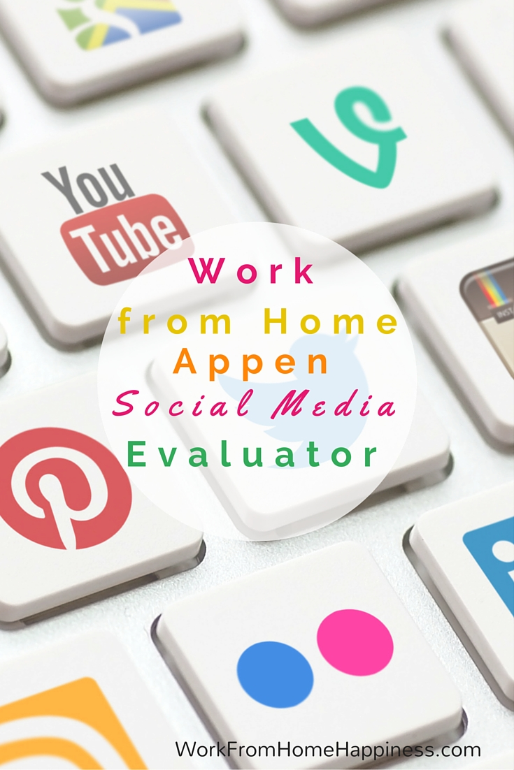 Savvy in all things social media? Put your skills to good use when you work from home as an Appen Social Media Evaluator -- now you can get paid to use social media!