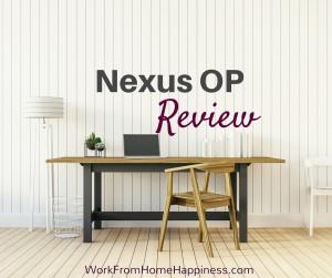 Nexus OP Jobs