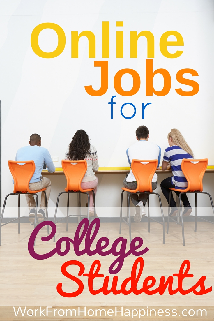 legitimate ideas for college student jobs online work from home tutor ideas for college students to work from home or dorm