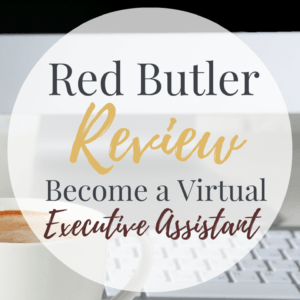 Red Butler Jobs: Working as a Virtual Executive Assistant