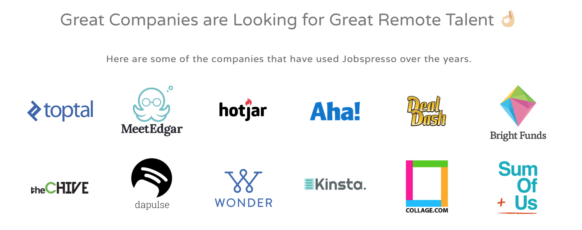 work at home jobs from jobspresso