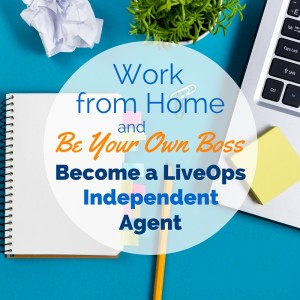 Be Your Own Boss as a LiveOps Work At Home Agent