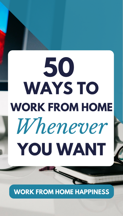 The Moonlighter's Guide to Working From Home | Work From Home Happiness