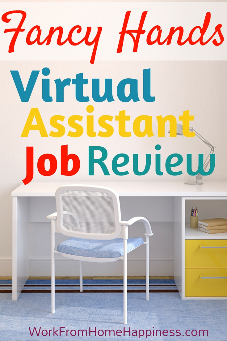 Ever wonder what it's like to work from home as a virtual assistant for Fancy Hands? I did it for six months. Here's what I learned.