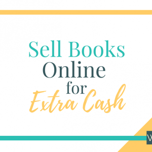 Sell Books Online for Extra Cash