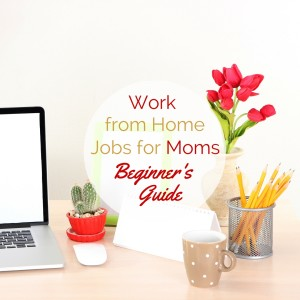Work from Home Jobs for Moms: Beginner's Guide