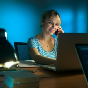 Late Night & Overnight Work from Home Jobs