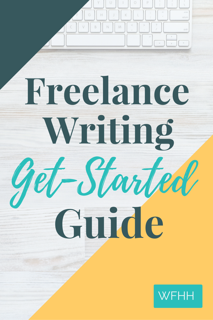 Want to start freelance writing from home but don't know how? This get-started guide will show you the one important thing you need to do to set yourself up for freelance writing success!