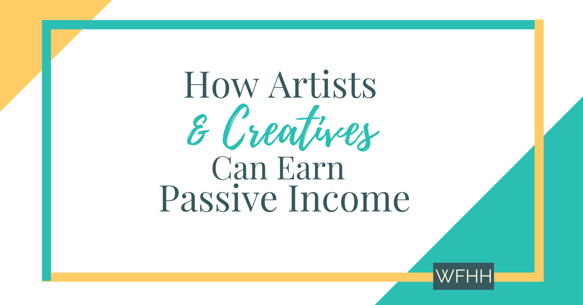 Sell Designs Online & Earn Passive Income