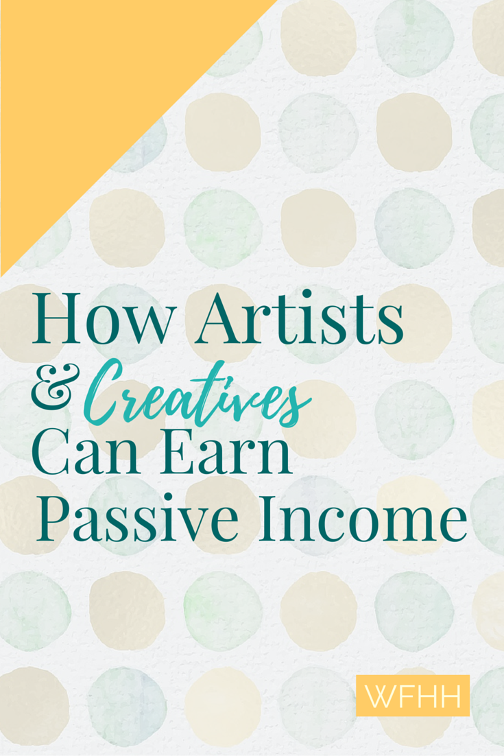 Earn passive income as a creative entrepreneur with these sites that make it easy for artists and creatives to sell designs online.