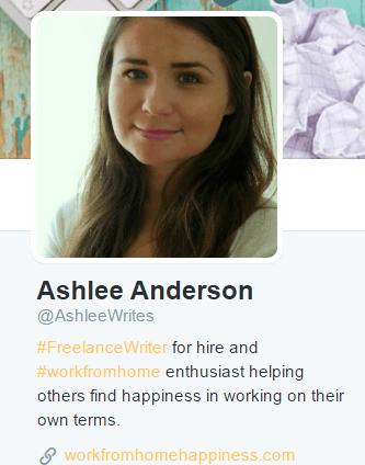 ashlee anderson twitter profile