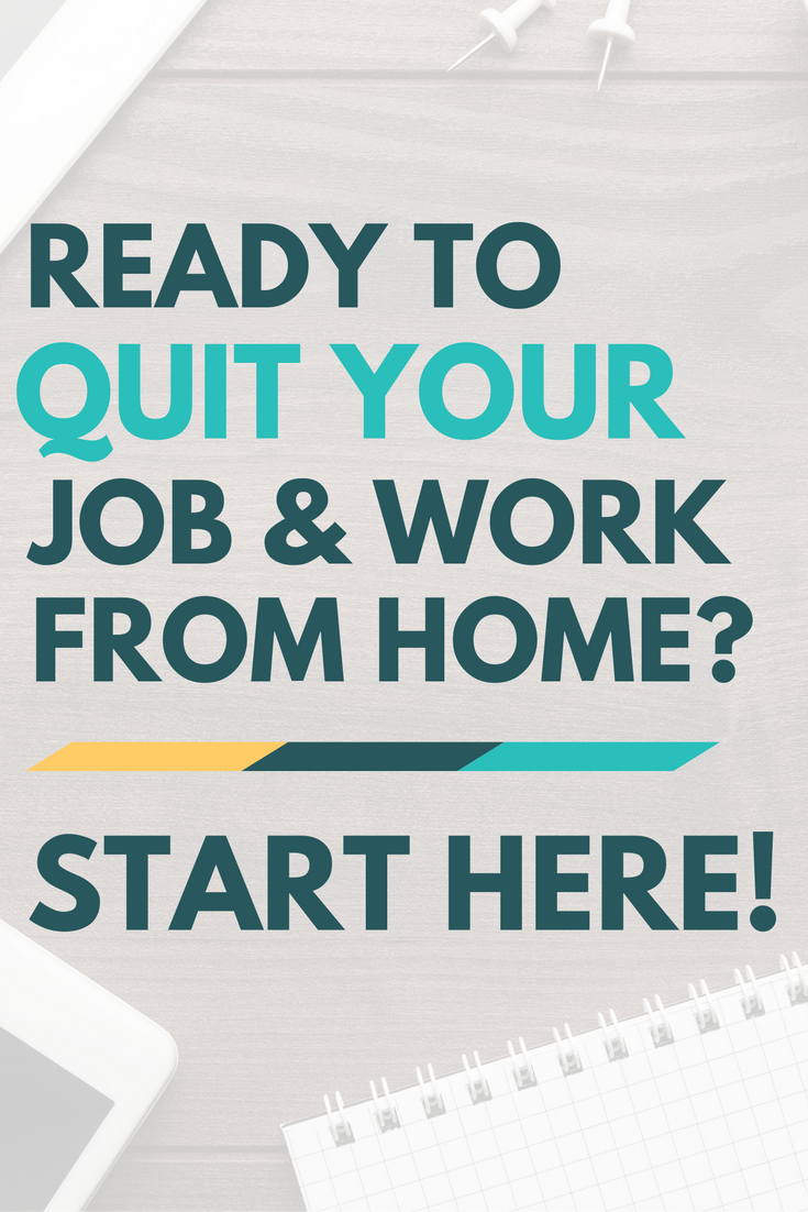 There are so many work from home jobs and opportunities, it can be difficult to figure out where to begin. This get-started guide is perfect for beginners who want to work from home but just don't know where to start.