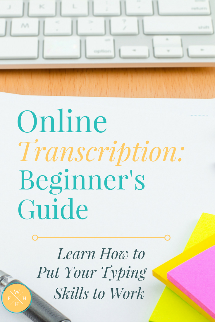 Thinking of starting a career as a work from home transcriptionist? This is the guide for you! Learn what transcription work really involves,what it takes to be great, and where to find work as a beginner.