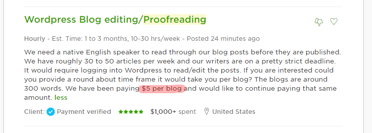 Online essay proofreading work from home