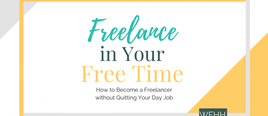 Freelance Services You Can Sell in Your Free Time