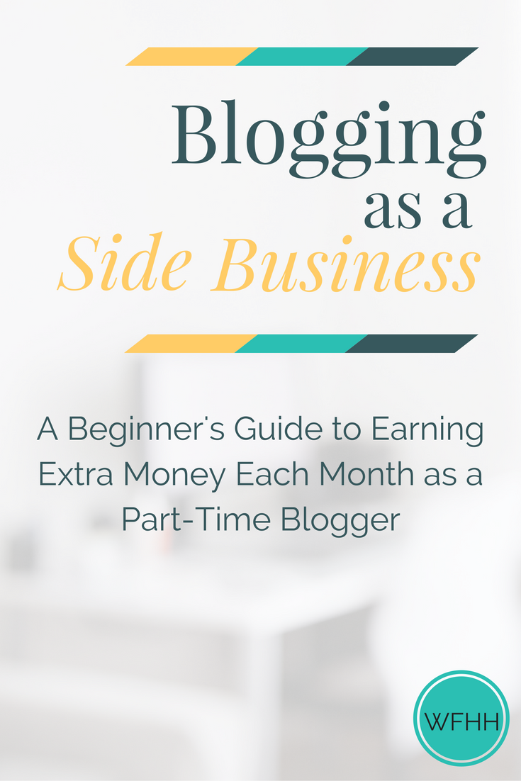 become blogger make money