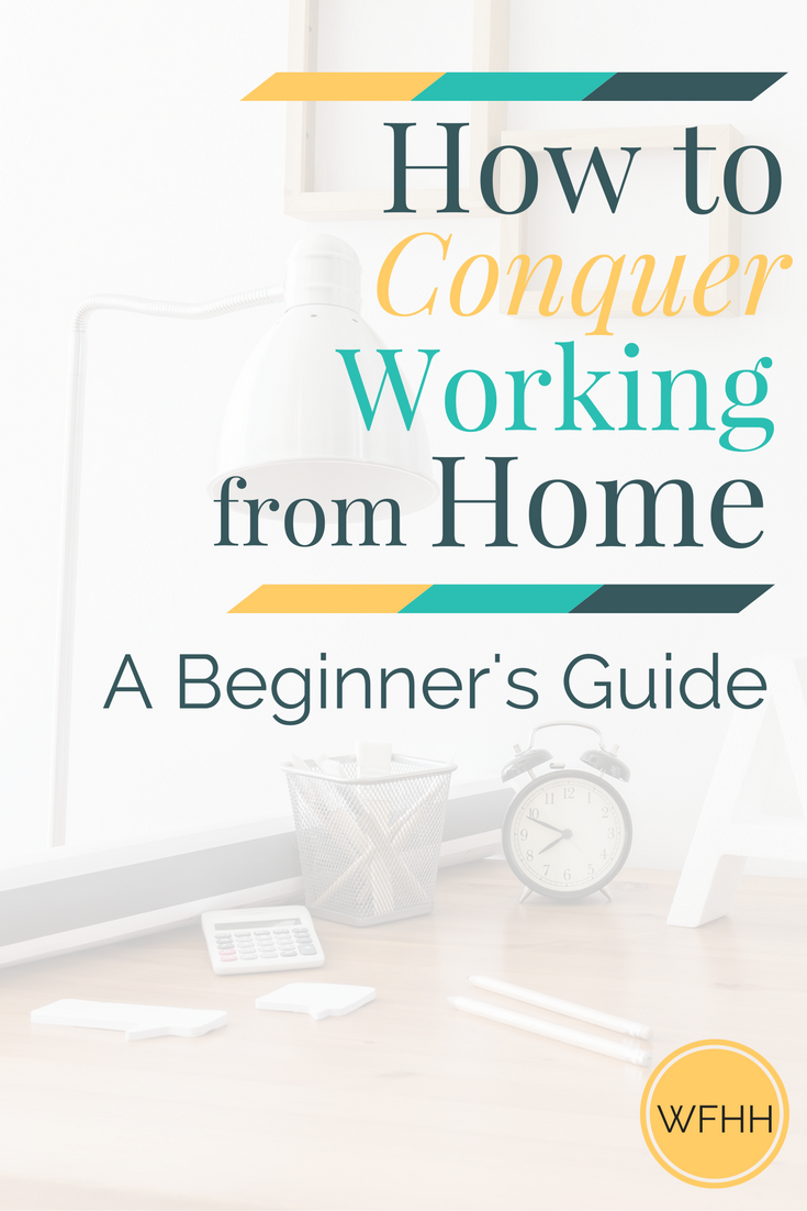New to the world of remote working? Learn how you can conquer working from home while creating a healthy, happy, and productive home office environment!