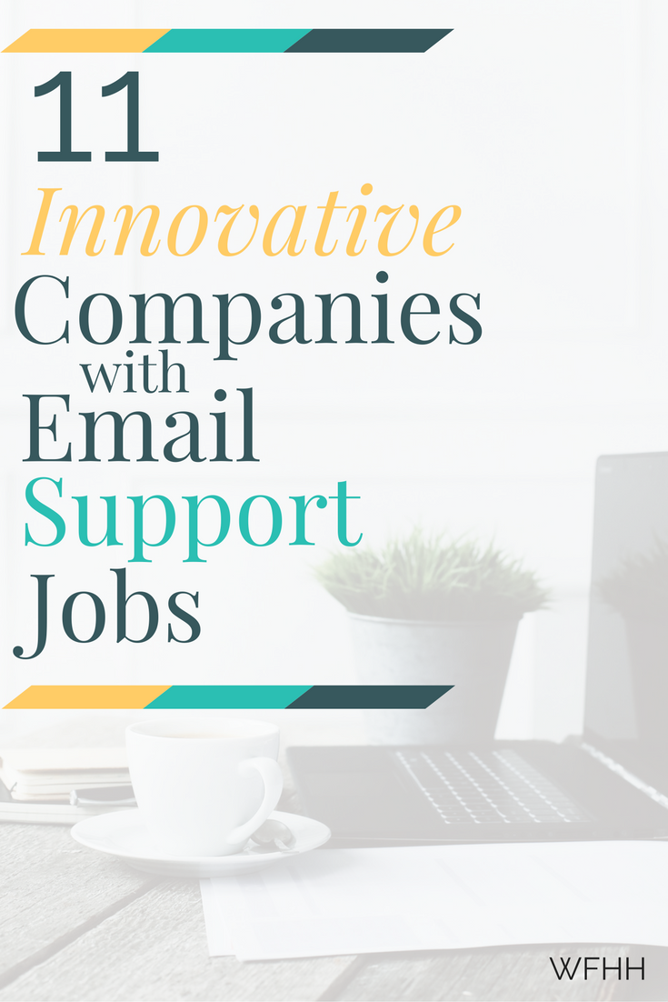 email support jobs
