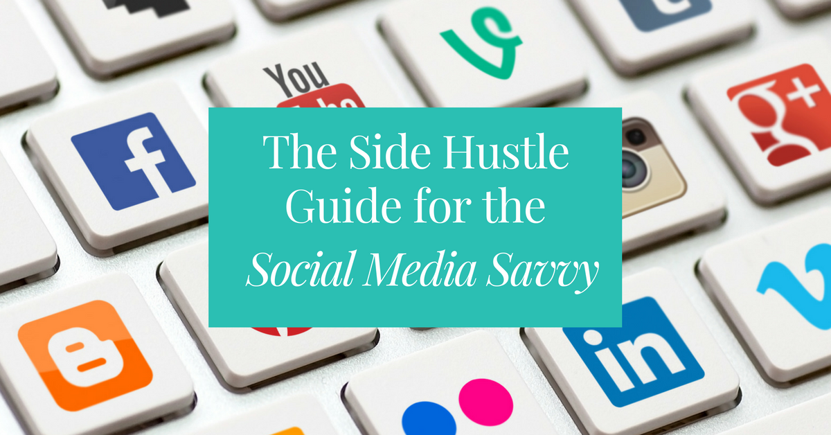 Turn your love of social media into a side hustle. This side hustle guide for the social media savvy will show you what you need to do to launch your own successful side business -- from companies hiring right now to how to create your own gig, this guide has it all!