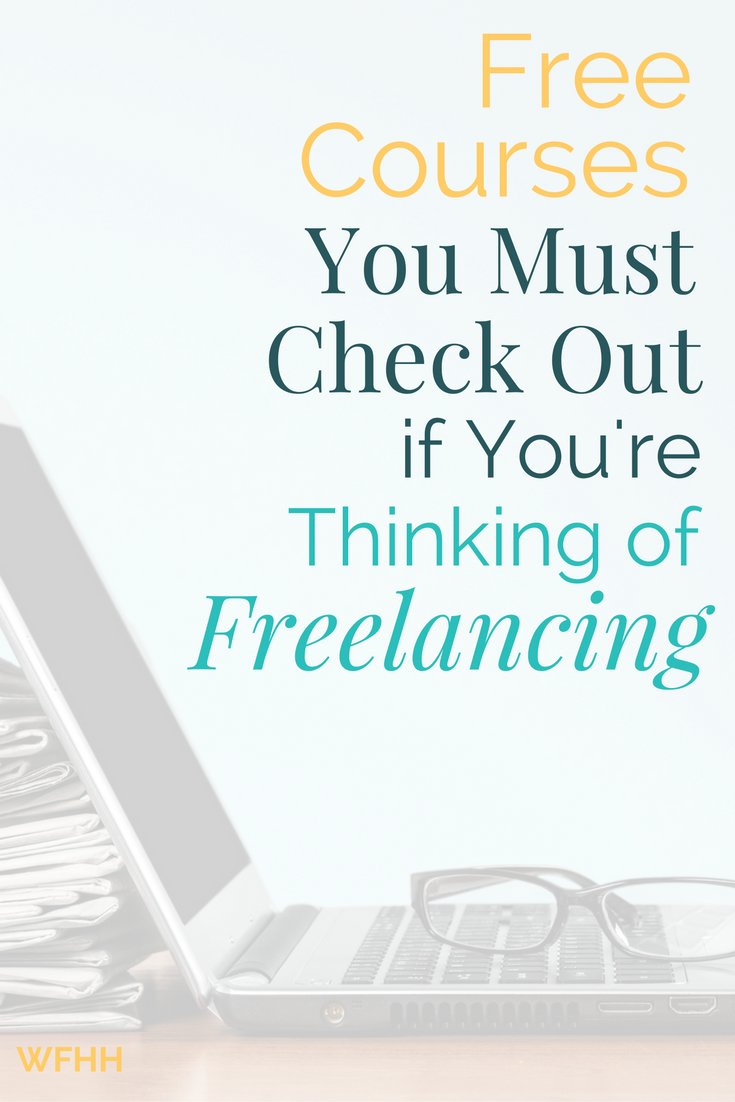 Free courses to check out if youre thinking of freelancing check out these free courses first learn about popular services you 1betcityfo Image collections