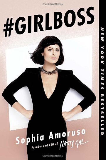 #girlboss book by sophia