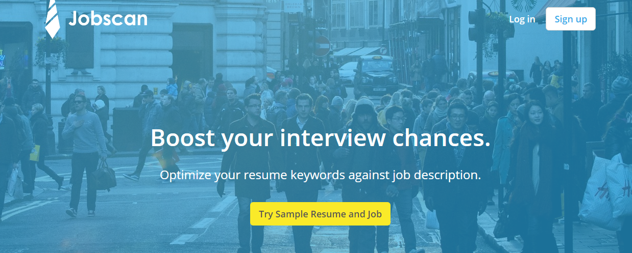 Simplify your work from home job search with Jobscan!