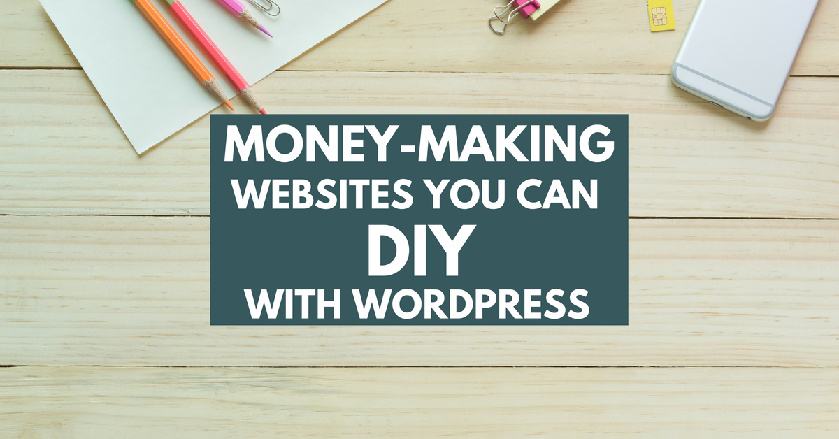 You don't need to be a developer or graphic designer to launch your own online business. Here's how to launch a money-making website you can DIY with WordPress.