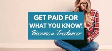 Become a Freelancer: How to Find Your Skill that Sells
