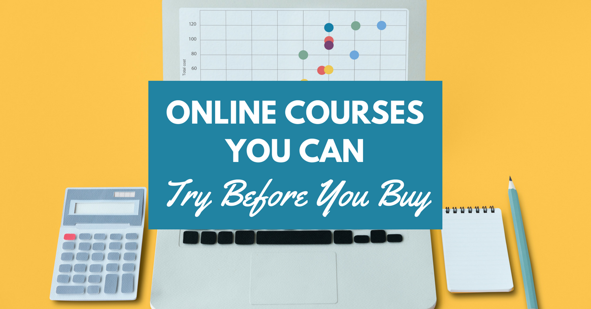 courses online Explore nearly 800 of harvard's online and on-campus courses offered at times that work with your busy schedule no application is required.