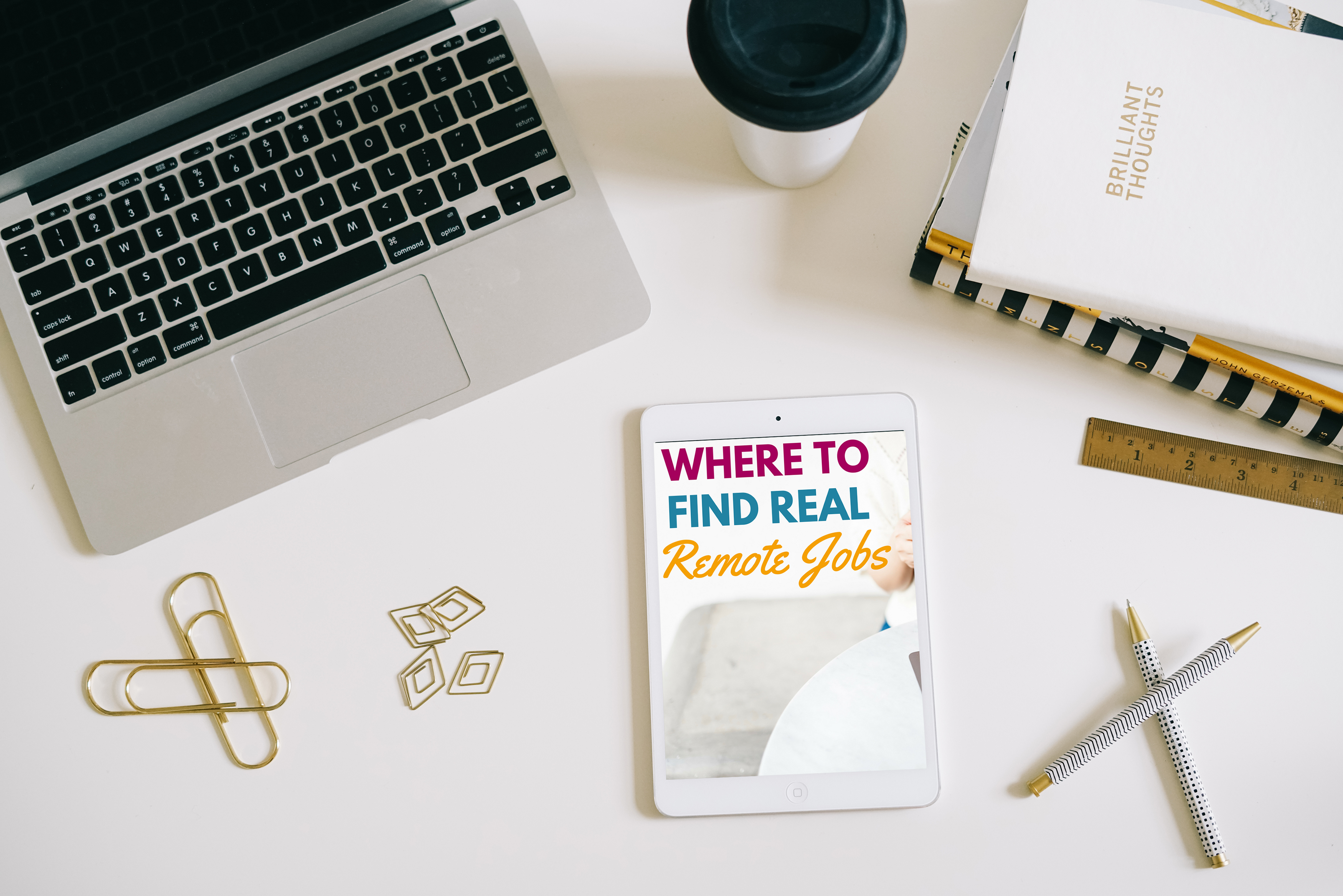 Ready to take your remote job search in your own hands? Grab your free guide to learn where you can find real remote jobs today!