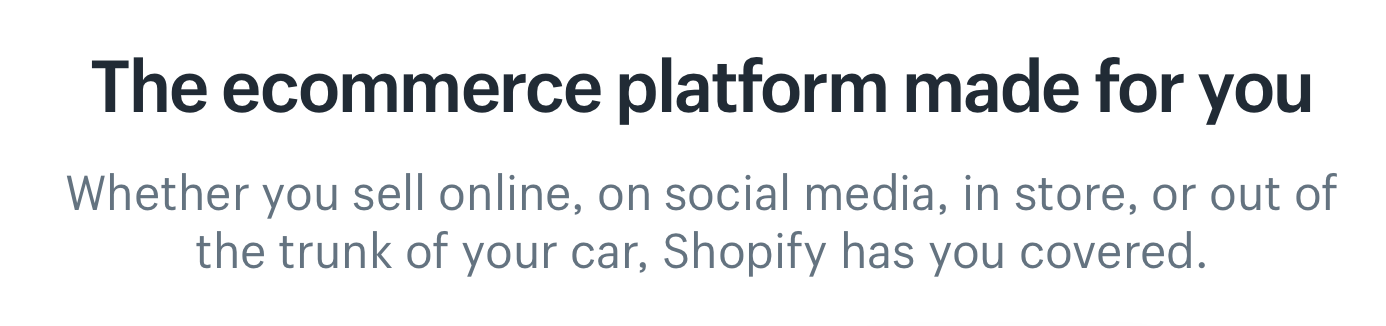 Make passive income online selling digital downloads with Shopify.