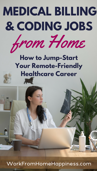Medical billing and coding jobs from home give you a chance to build a career without the cubicle. And it's such an in-demand career path that there are more job openings than professionals to fill them! Learn how you can get started in this remote-friendly healthcare career (even if you have no experience).