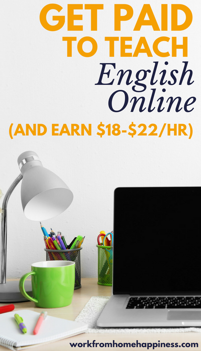 Get paid to teach English online and earn $18-$22 hour! How? Read this VIPKID review to learn how you can get started as an online English teacher today!