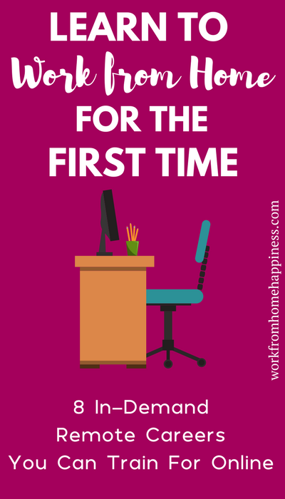 Ready to work from home? No idea where to start? That's okay. You can learn how to work from home for the first time!