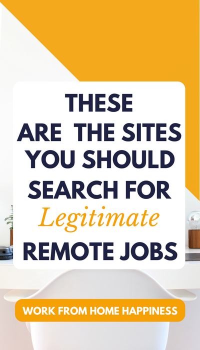 Looking for real work at home jobs? These are the 19+ free sites you should be checking for daily leads.