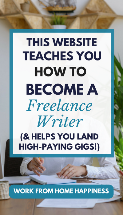 Do you dream of getting paid to write but have no writing experience? Check out this review! This website teaches you how to become a paid freelance writer (and helps you land high-paying gigs!). Get started today.