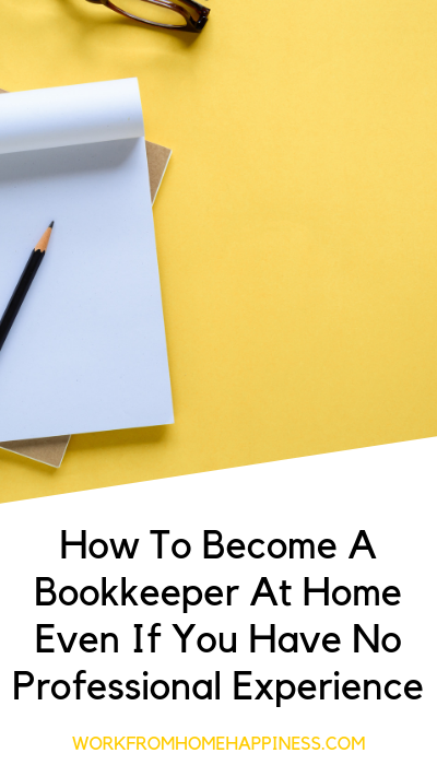 Looking for a business you can start from home without going into debt? Become a bookkeeper! Learn how to become a bookkeeper at home and earn $30+ an hour. This is an in-demand, remote career path that doesn't require any professional experience.