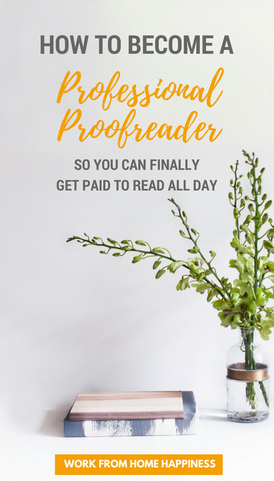 how to become a proofreader in canada