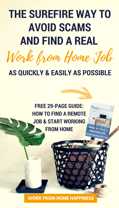 FlexJobs Review & Promo Code: Find A Work From Home Job Fast