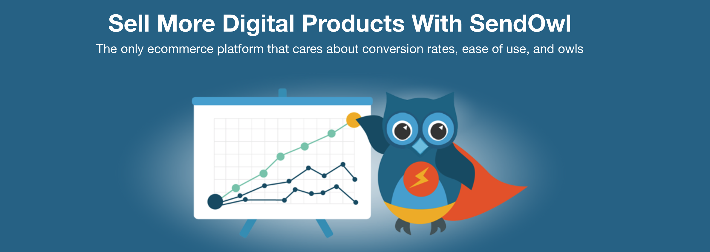 How to make money with a website -- use Send Owl to sell digital downloads on autopilot!