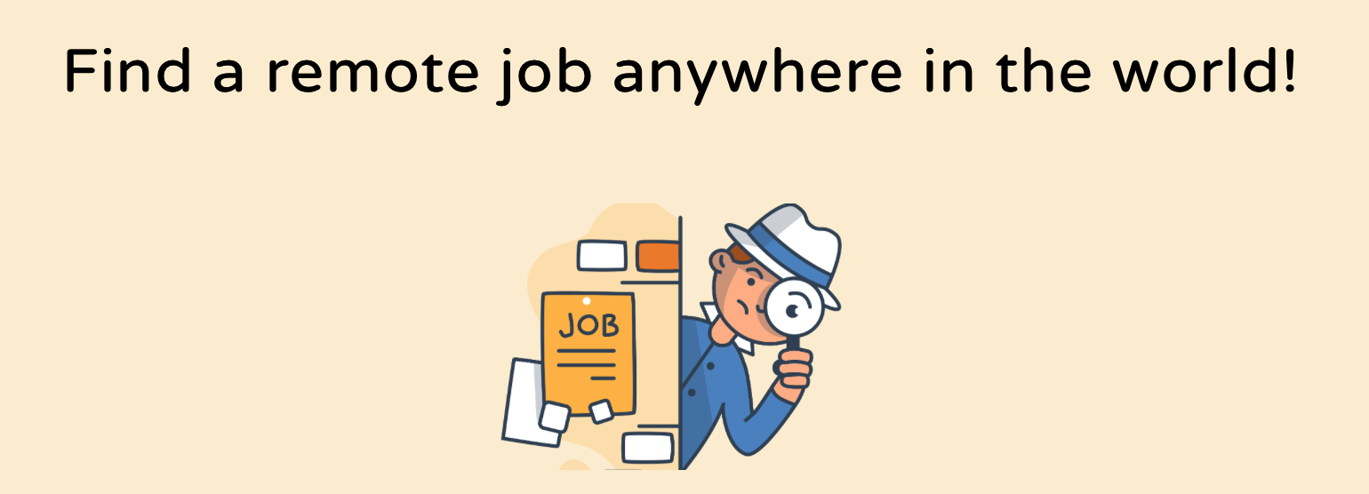 Where should you look for work from home jobs? These are the best job search sites if you want to find a remote job!