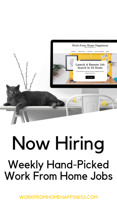 Ready to find real work from home jobs? These companies are NOW HIRING. Real work from home jobs for anyone who wants to escape their cubicle.