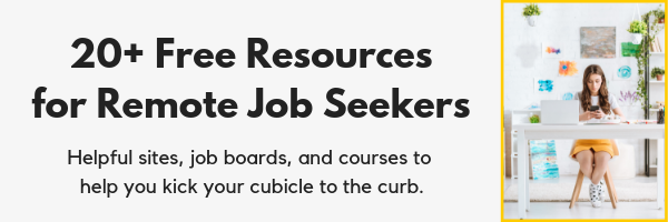 Need help with your job search? Here are 20+ free resources you can use today.