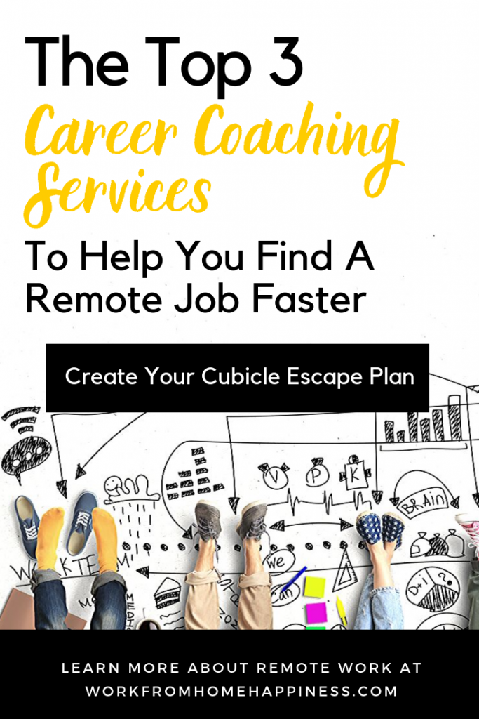 Need career coaching services to find a remote job? You're in luck! Here's how a professional career coach can help you find a remote job -- fast!