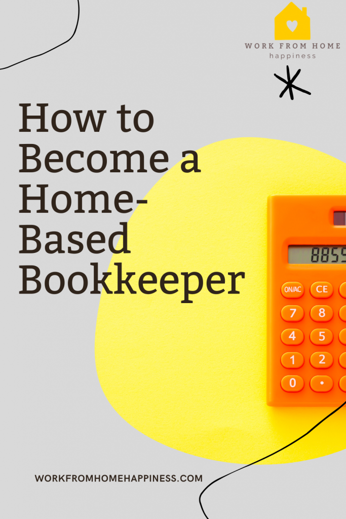Want to learn how to become a bookkeeper at home? Check out this amazing guide! Plus, sign up for FREE training to discover how you can become a successful home based bookkeeper.
